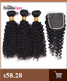 HTB1e17lcW5s3KVjSZFNq6AD3FXaD Fashion Lady Pre-Colored Ombre Brazilian Hair 3 Bundles With Lace Closure 1B/ 99J Straight Weave Human Hair Bundle Pack Non-Remy