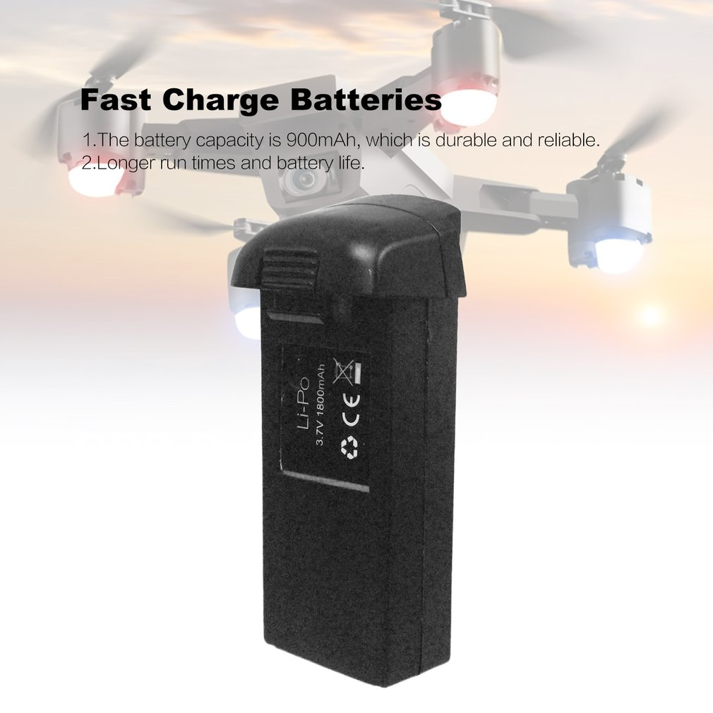 Original S20 GPS <font><b>RC</b></font> Drone <font><b>7.4V</b></font> <font><b>900mAh</b></font> 2S 1P Lipo <font><b>Battery</b></font> Rechargeable for SMRC S20 <font><b>RC</b></font> Drone Quadcopter Fast Charge <font><b>Batteries</b></font> image