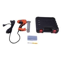 New Electric Nail Gun Nail Gun Woodworking Tools Row Nail Gun 220 240v 2300W 45PCS/min Non standard Dual use Nail Gun (5M line)