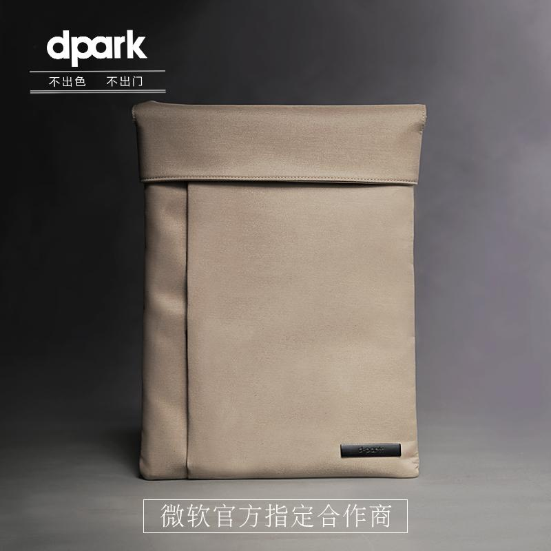 Envío gratis D-park Microsoft Surface Pro 4/3 bolsa / caja, nueva - Accesorios para laptop - foto 2