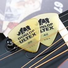 1 pc Dunlop Ultex Triangle Guitar Pick Plectrum Mediator Bass Acoustic Electric Classic Parts Picks