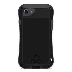 Image 5 - אהבת מיי מתכת מקרה עבור iPhone 7 8 בתוספת עמיד הלם טלפון Case כיסוי עבור iPhone 6 6 s בתוספת קטן מותניים מוקשח אנטי סתיו שריון מקרה