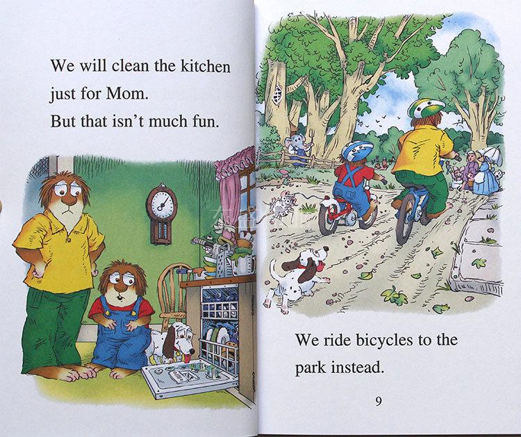 15 livres + CD je peux lire petite bestiole anglais image livre d'histoire pour enfants éducation apprentissage jouets Parent-enfant lecture livre cadeau - 2