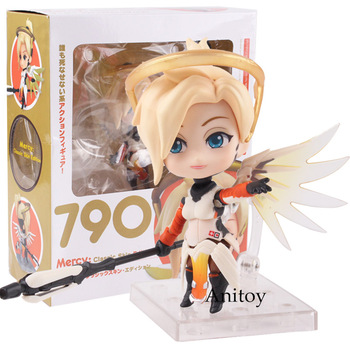 Nendoroid 790 Mercy Classic Skin Edition PVC Mercy Figure Action Figure Collectible
