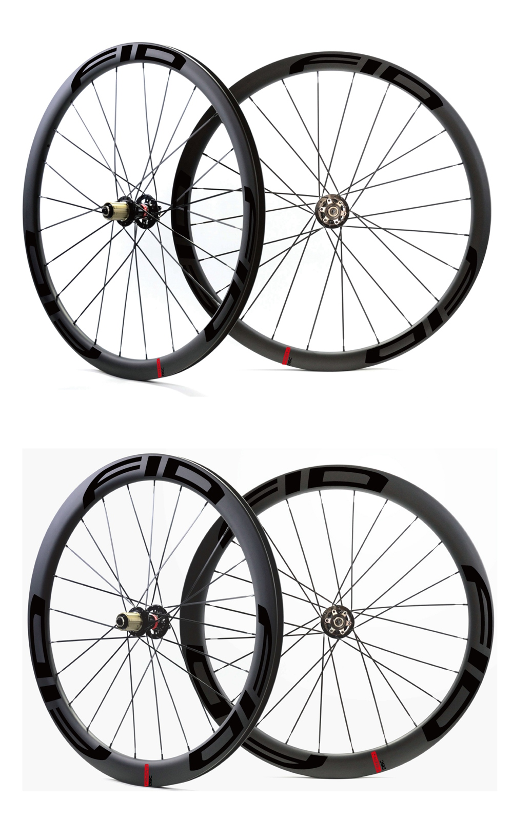 Road bike Disc wheels all size-1-01_副本_副本