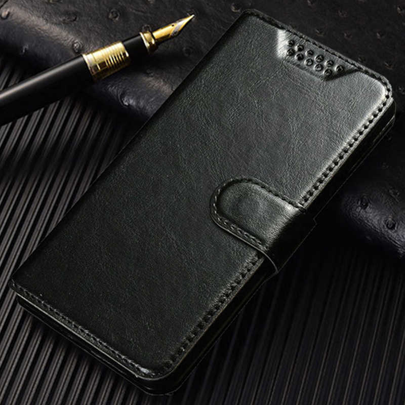 Flip Leather Phone Case Cover for Doogee X55 X53 X50L X50 X11 BL9000 BL5500 Lite Y8C Y8 Plus X90L X90 N10 Wallet Fundas Coque