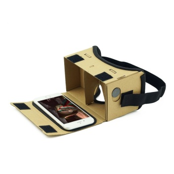 DIY Ultra Clear Google Cardboard VR BOX 2.0 Virtual Reality 3D Glasses for iPhone SmartPhone computer gafas xiaomi mi vr headset 1