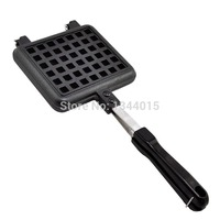 High Quality Muffin Mold Cake Pan Nonstick Single Side Waffle Mold Biscuits Mould Bakeware DIY Baking