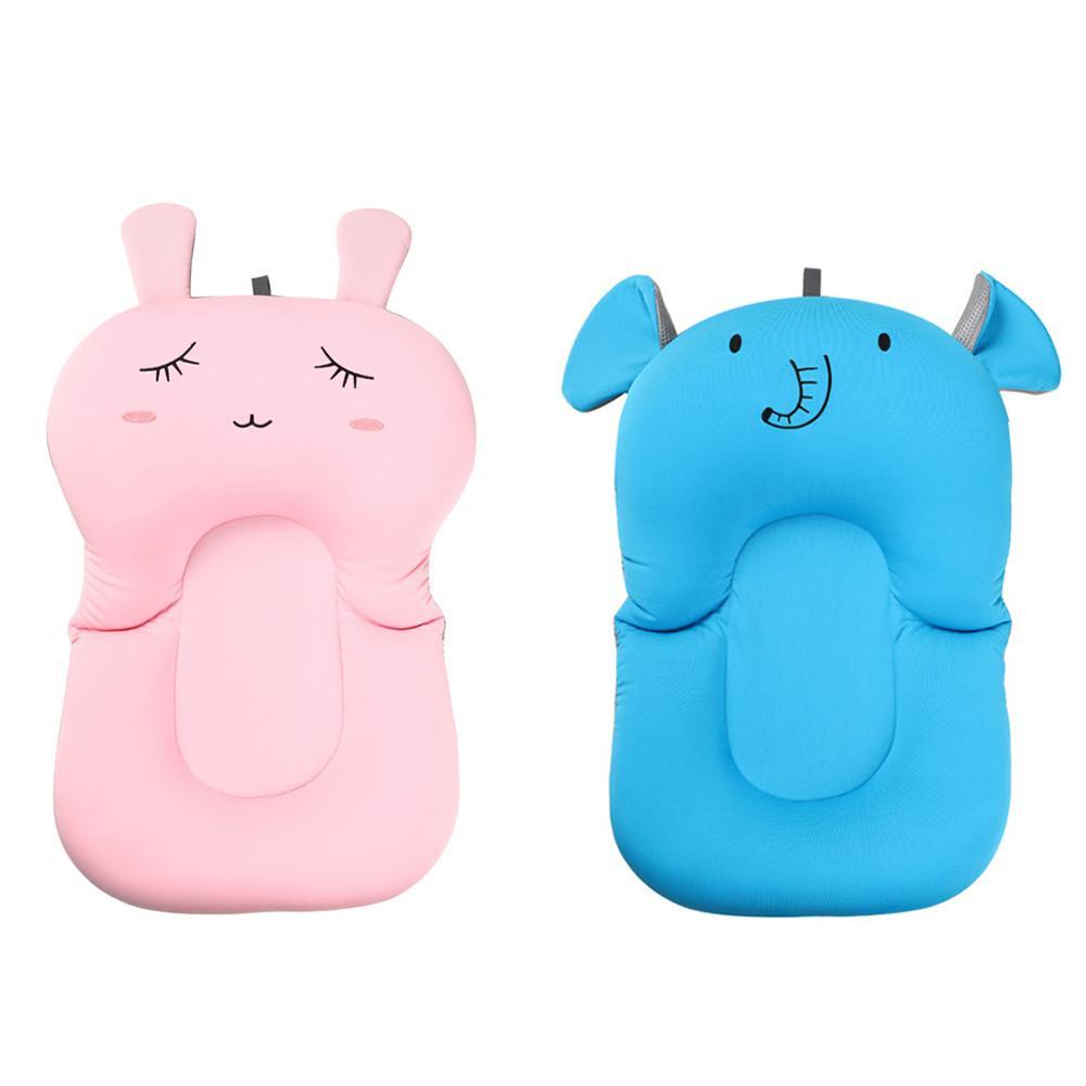 Aliexpress.com : Buy Foldable Baby Bath Tub Baby Float Bath Mat Seat ...