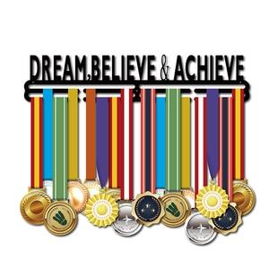 Image 5 - حامل ميدالية معدنية حامل ميداليات رياضية حامل ميدالية عرض 36 + ميداليات ملهمة