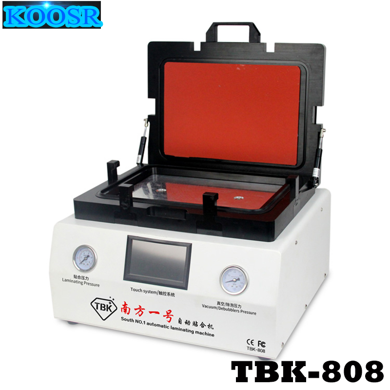 Newest Lcd Touch Screen Laminator Repair Bubble Removing