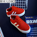 Wikileaks 2016 Nuevas Mujeres Zapatos de Lona Clásicos Ocasionales Mujer Color Mezclado De Goma Gruesa Plataforma Zapatos Blancos Sapatos Scarpe Donna