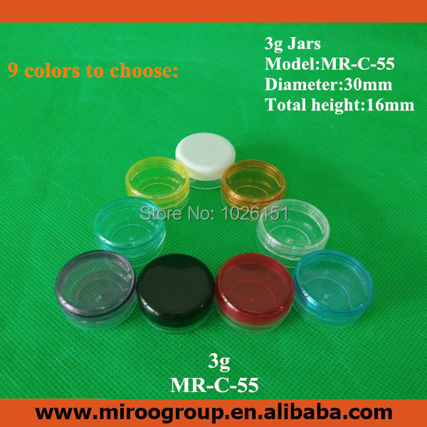 Online Buy Wholesale 3 gram jar from China 3 gram jar Wholesalers ...