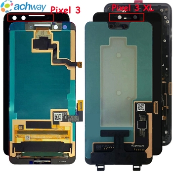 """5.5""""For Google Pixel 3 LCD Screen Touch Screen Digitizer Assembly 6.3""""Pixel 3XL LCD Screen For Google Pixel 3 XL LCD Display"""