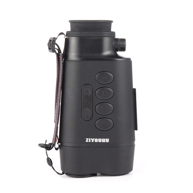 Dispositif multifonctionnel de vision nocturne à double imageur photothermique + imageur thermique + télémètre + orientation électronique de la boussole