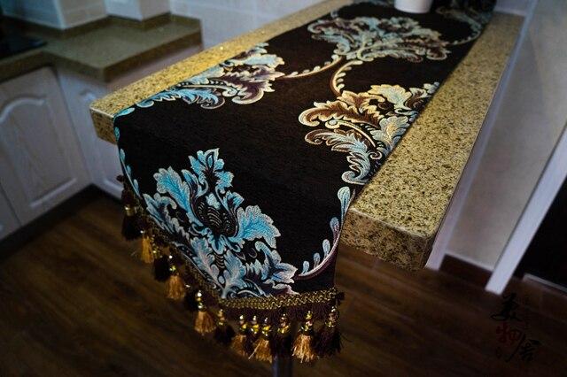 Evropa Retro slog Luksuzni namizni prti Ročno izdelani