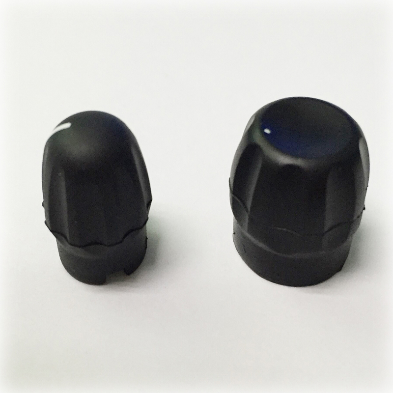 50pairs X volume knob with channel selector knob for GP308 PRO3150 GP328 HT1250