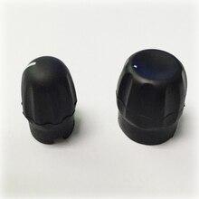 50 Đôi X Núm Chỉnh Âm Lượng Với Kênh Nút Chọn Núm Ty Cho GP308 PRO3150 GP328 HT1250