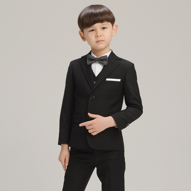 Children Suit Baby Boys Suits for Weddings Kids Blazer Boys Formal ...
