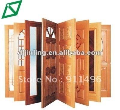Wooden Interior Doors Single Wooden Door Design In Doors From Home