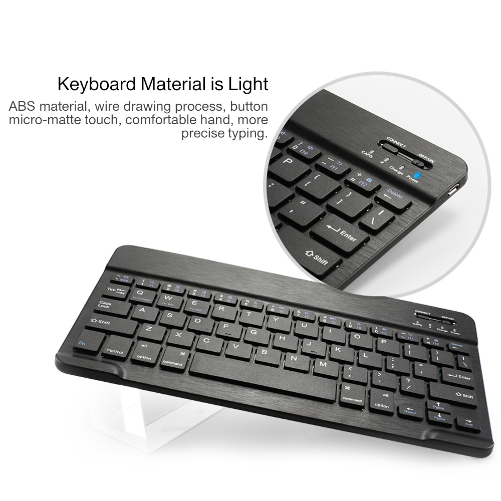 Bluetooth Keyboard for Apple iPad pro 11 Tablet 2018 Release A1980 A2013 A1934 Removable Wireless Bluetooth Keyboard case cover in Tablets e Books Case from Computer Office