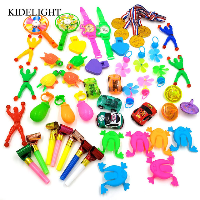 50pcs Kids Happy Birthday Party Favor Pinata Filler Children Prizes