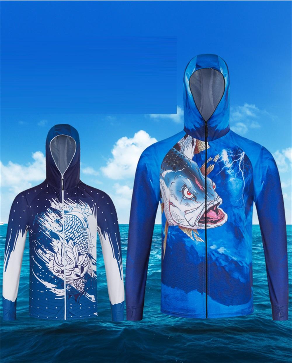 a136900d Detail Feedback Questions about SPORTSHUB Ultra Light Hooded Fishing ...