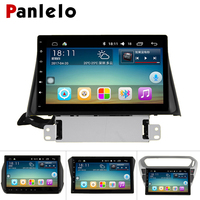 Panlelo For Peugeot C Quatre C3XR Android7.1 Auto radio Quad Core with Bluetooth Wifi Navigation For Peugeot 408 For Peugeot 308