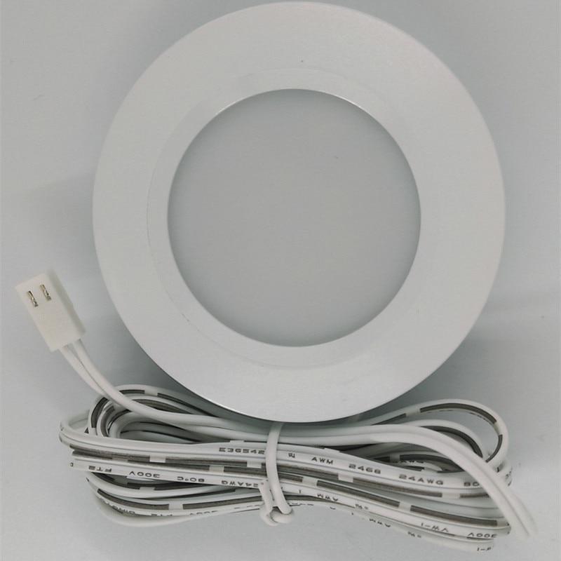 3W LED կաբինետի ներքո թեթև լուսավորող - Ներքին լուսավորություն - Լուսանկար 2