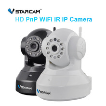 VStarcam C7837WIP 720P Wireless  Network Camera WiFi Home Video Surveillance Night Vision P2P support SD card Security Camera