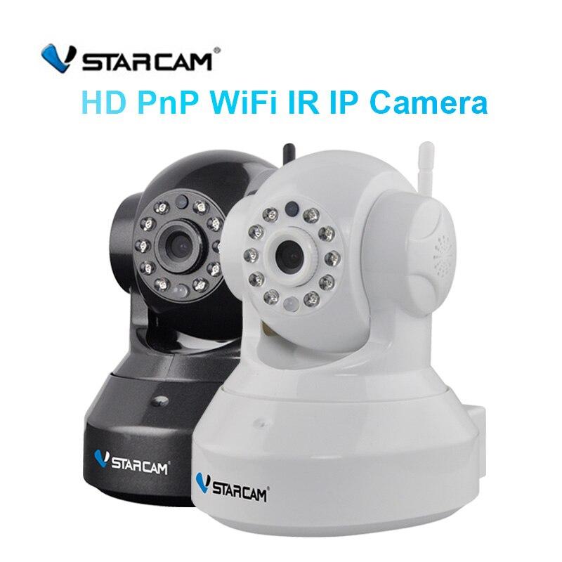 VStarcam c7837wip 720 P Беспроводной сети Камера WiFi дома Товары теле- и видеонаблюдения Ночное видение p2p поддержка sd карты безопасности Камера