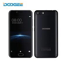 Doogee Стрелять 2 5.0 дюймов 2 ГБ RAM 16 ГБ ROM Смартфон 3360 мАч Android 7.0 Мобильного Телефона MT6580A Quad Core разблокировать Мобильный телефон
