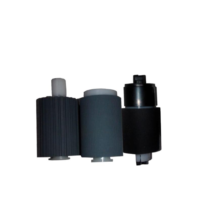 1set Pickup roller kit For Kyocera Mita Fs6025 6030 TASKalfa 255 305 3050 FS4100 4200 2F906230 2F909171 2HN06080 10x pickup roller for xerox 3115 3116 3119 3121 for samsung ml 1500 1510 1520 1710 1710p 1740 1750