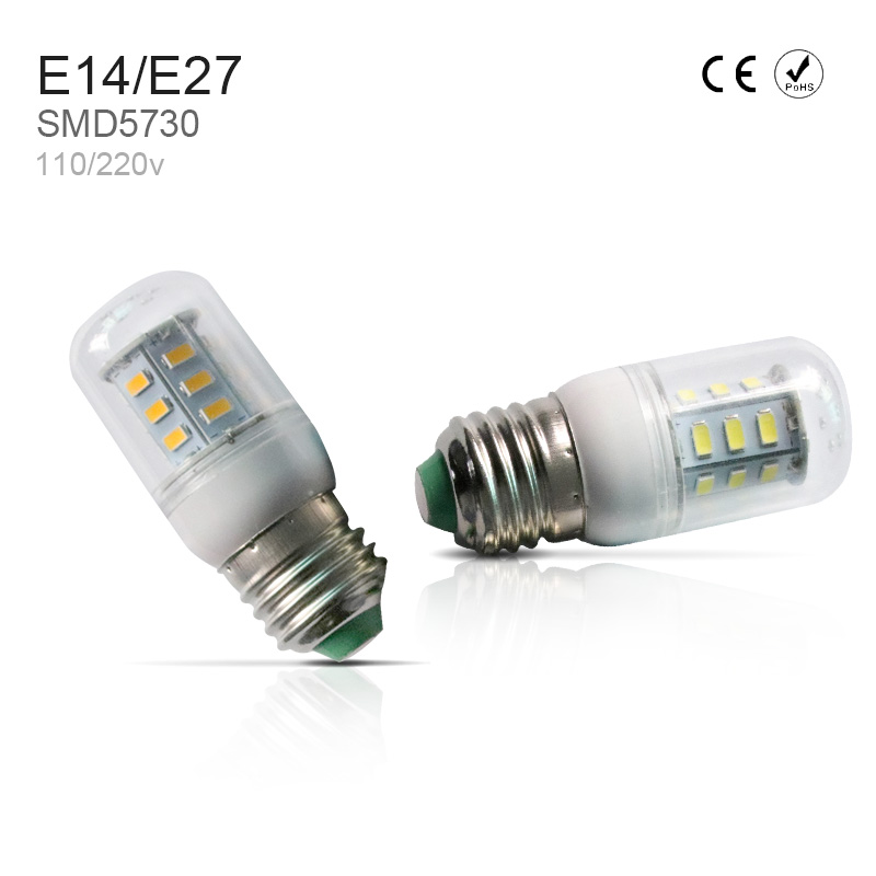 Corn Bulb Led Lamp 220V Home Led Light Bulbs E14 Bombillas Led E27 5730smd Chandelier Decorative lamp 3W 5W 7W 12W 15W 18W 20W