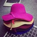 10 шт. бесплатная доставка / 2015 - 774 британский смешанное большой шляпы вдоль мс женщины леди cap оптовая продажа