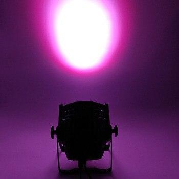 LED Par COB 200W Only Violet Strobe Stage Light DMX Controller LED Lamp Stage Lighting Effect For Professional Stage Dj Disco