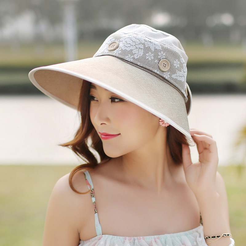 4cdd8ec8d4f07 2016 New Stylish Summer sun hat Vintage Women s Lady with Wide Brim Bowler  Hat Floppy Cloche Sun Beach Bowknot Cap MZ009