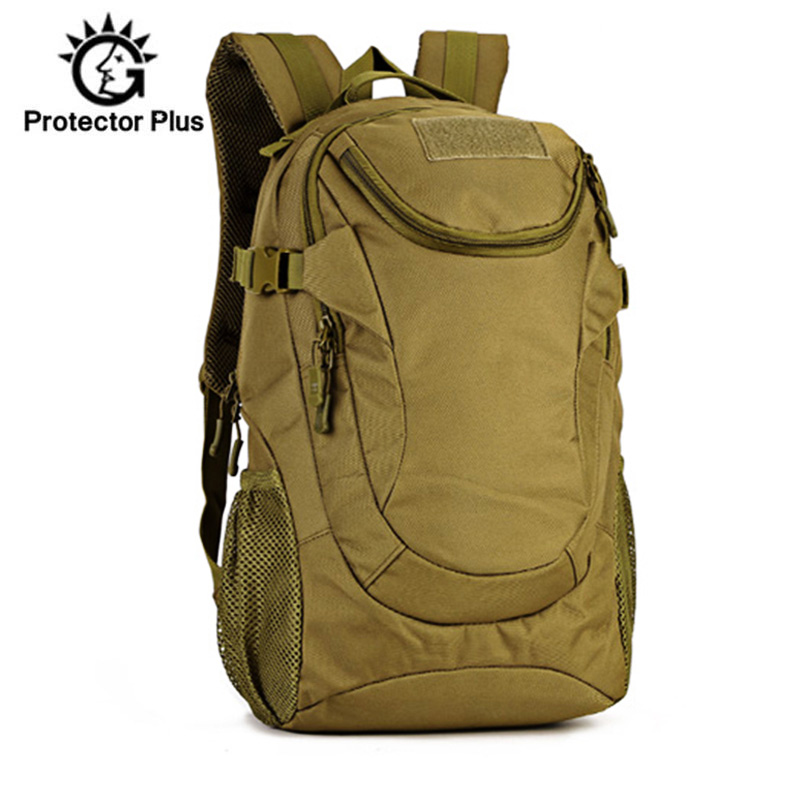 25L Tactical Backpack Military Shoulder Bag Molle Outdoor Sports Bags Camping Hiking Travel Army Trek Mochila Rucksack XA172WA