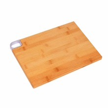 Meat & Veggie Prep,  Bamboo Cutting Board with Juice Grooves – Organic Chopping Board B375