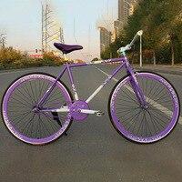 Новый стиль синий и белый фарфор Dead Fly 40 нож штамповочный автомобиль студентов залейте велосипеды с тормозом фиксированной передачи велоси