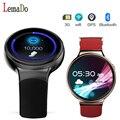 2017 new hot i4 bluetooth smart watch mtk6580 quad core gps wi-fi relógio monitor de freqüência cardíaca relógio smartwatch para android apple ios