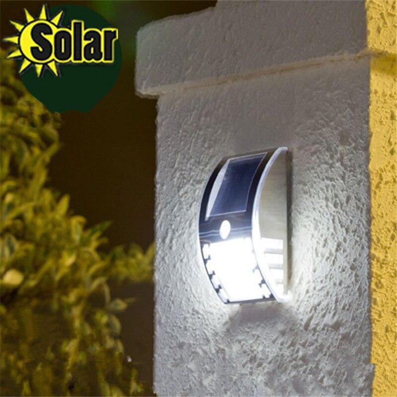 Solar sport luminaria solar energy luz garden light garden for Luminarias de exterior led