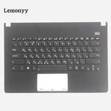 NEW Russian laptop Keyboard for ASUS X301 X301A X301EI X301EB X301U black with Palmrest Upper cover