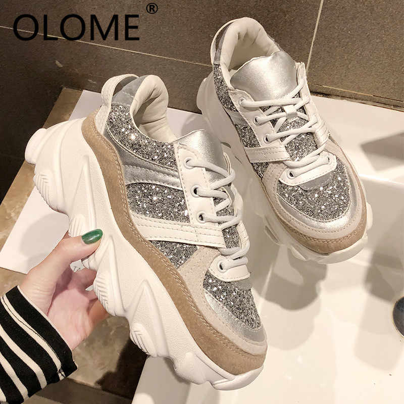 a7195c803a Spring and autumn new women's flat canvas casual shoes crystal ...