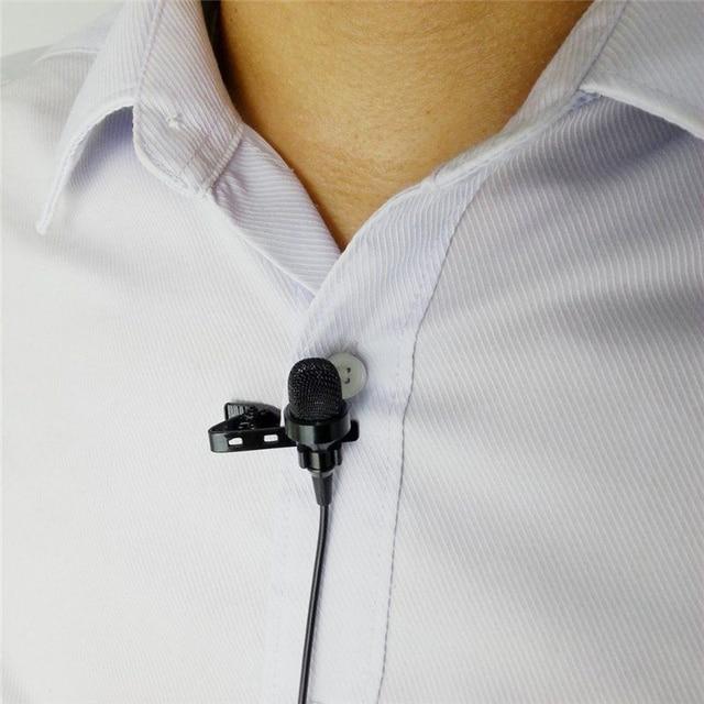USB Stereo harici mikrofon yüksek sadakat mikrofon için GoPro Hero 4 3 3 + eylem kamera 8899