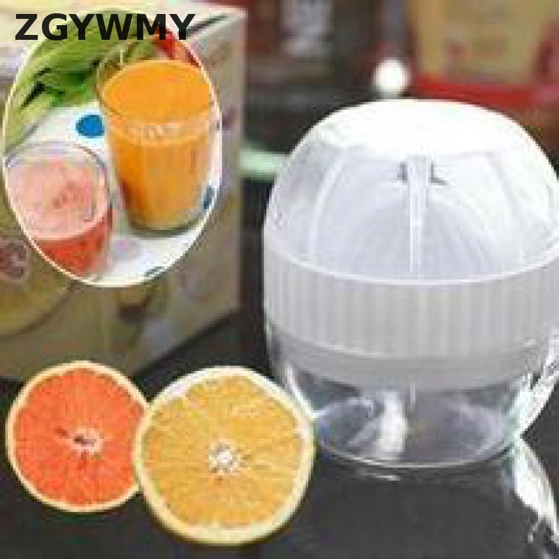 1pcsMini manual lemon juicer fruit juicer orange juice machine random hair color Kitchen Gadgets
