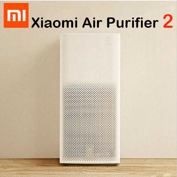 100% Original Xiaomi Air Purifier 2 CADR 330m3/h Purifying PM 2.5 Cleaning Xiomi Xaomi MI Air Cleaner Smartphone Remote Control