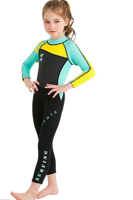 Kid's Neoprene Diving Suits