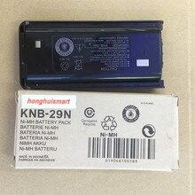 Honghuismart KNB29N КНБ-29N NI-MH 1500 мАч Аккумулятор для TK3207, TK2207, TK3307, TK3207G, TK2207G etc walkie рации портативные радио