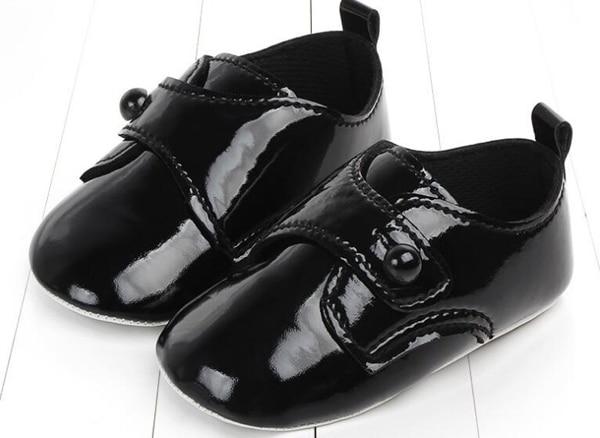 Toddler Shoes Wedding-Christenning Sandq Baby Black New-Born Boys Blue White for Gift